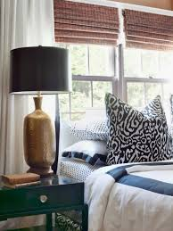 Green Bedroom Wall Designs 15 Black And White Bedrooms Hgtv