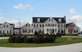 wondeful traditional colonial house exterior paint colors design