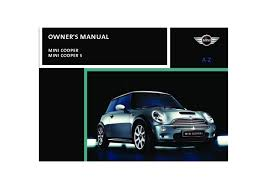 2004 mini cooper owners manual just give me the damn manual