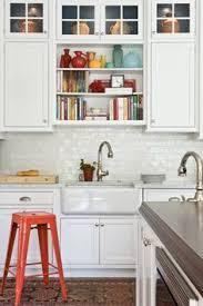 Bookshelf Idea For Above The Kitchen Sink Recipe Book Storage - Kitchen sink cupboards