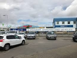 peugeot approved used gallery future signs weston super mare