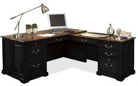 Computer Desks Black by Attractive L Shaped Computer Desk Thediapercake Home Trend