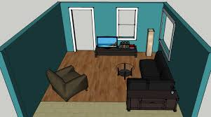 antique 4 furniture placement in small living room on classic