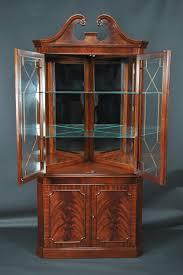 Kitchen China Cabinets Furniture China Cabinets U0026 Buffets And Wooden Corner China Hutch