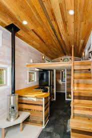 Sip Tiny House A Custom 230 Square Feet Tiny House On Wheels In Bowling Green