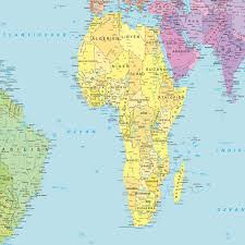 Peters Projection World Map by German World Map Weltkarte Maps And Directions At Map
