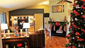 Youtube Home Decor by Christmas House Tour Youtube