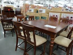 Costco In Store Patio Furniture - photos costco dining table and folding chair set dining room sets