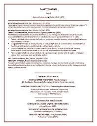 sample resume cover letter customer service representative sample