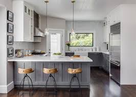 nice grey country kitchen in home decoration planner with grey