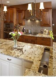 Formica Laminate Kitchen Cabinets Bathroom Traditional Kitchen Design With Oak Kitchen Cabinets And