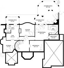 Best Selling House Plans Di Medici Place Castle House Plan Luxury House Plan