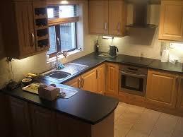 L Shaped Small Kitchen Designs U Shaped Kitchen Designs For Small Kitchens
