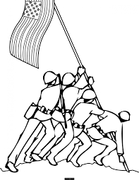 memorial day coloring pages chuckbutt com