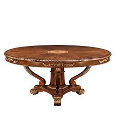 mm 1054 versailles round hall table from dorya usa furniture
