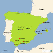 Madrid Spain Map by Spain Vacations With Airfare Trip To Spain From Go Today
