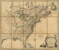Map Of Northeast United States by 1765 To 1769 Pennsylvania Maps