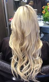 Human Hair Glue In Extensions by Hair Extensions Weave In Tustin Orange County Ca