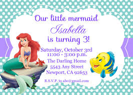 mermaid party invitations theruntime com