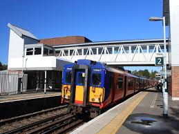 Dorking railway station