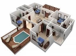 Custom House Designs 4 Bedroom House Designs Custom Decor Bedroom House Plans Design