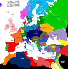 Map Of Europe And Africa by Europe 1430 1616 1646 Map Game Alternative History Fandom