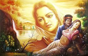 Sohni Mahiwal - Reprint on Paper - sohni-mahiwal-PI58_l