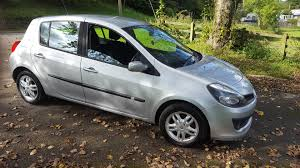 used renault clio dynamique 5 doors cars for sale motors co uk