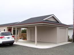 Carport Styles by A Garport Half Garage Half Carport Get More Information About