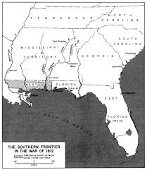 Map Of Wellington Florida Chapter 6 The War Of 1812