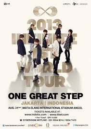ONE GREAT STEP LIVE IN JAKARTA