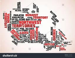 Hamilton Canada Map Map Canada Made Text Stock Vector 135204827 Shutterstock