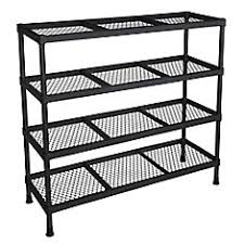 Home Depot Plastic Shelving by Shop Free Standing Storage Shelves U0026 Racks At Homedepot Ca The