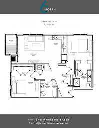 studio 1 u0026 2 bedroom floor plans 6 north manchester apartments