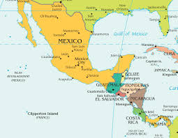 Usa States And Capitals Map by Central America And The Caribbean Political Map Free Images At