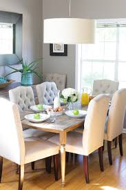 Farm Dining Room Table How To Build A Rustic Farmhouse Dining Table The Home Depot Blog