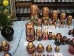 ロシア:ロシア産のウォッカも。