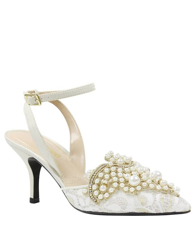 J. Renee Desdemona Ankle Strap, Adult,