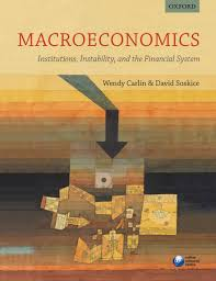 macroeconomics institutions instability u0026 the financial syste