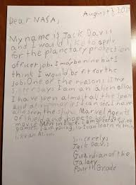 old style writing paper nasa s response to a 4th grade letter asking for planetary defense child letter nasa planetary protection officer earth defense job response
