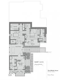 house plans hillside house plans 1 5 story house plans with narrow sloping block house designs home plans with walkout basement hillside house plans