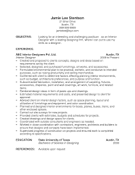 Cosmetologist Resume Objective Awesome Resume Objectives Resume For Your Job Application