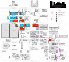 Oklahoma City Map Dowell Center Locator Maps