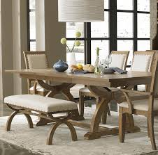 Country Style Dining Room 6 Pieces Country Style Dining Room Sets With Low Wooden Dining