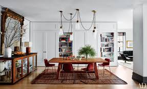 Dining Living Room Furniture Step Inside 47 Celebrity Dining Rooms Photos Architectural Digest