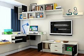 Bay Window Desk Desk Interior Design