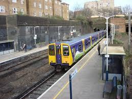 South Hampstead railway station