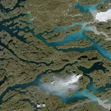 New Mexico Wildfire Map by Fire And Ice In Greenland Natural Hazards