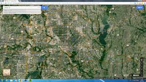 Google Maps Spain by Dallas Texas Map