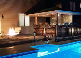 pool decks with awesome patio stamped concrete around pool with